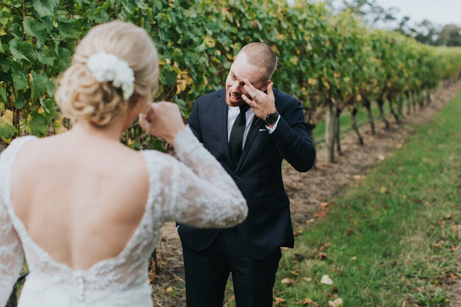 Questions to ask your wedding photographer - Michael Briggs