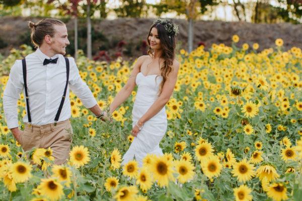 Jodie & Tim // Alowyn Gardens