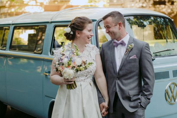 Beth & Luke // Burnham Beeches - Piggery Cafe Wedding