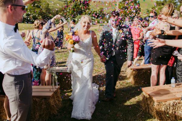 Shay & Rhys // Family Farm Wedding // South Gippsland, VIC