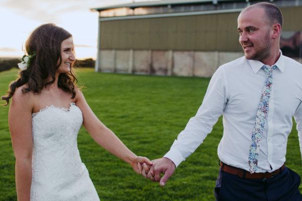 Katie & Dave // Zonzo Estate Wedding