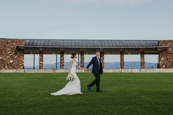 Elisa & Justin // Yering Station, Yarra Valley