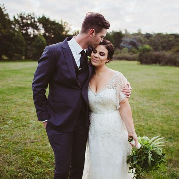 Nicole & Adam // Baxter Barn, Mornington Peninsula