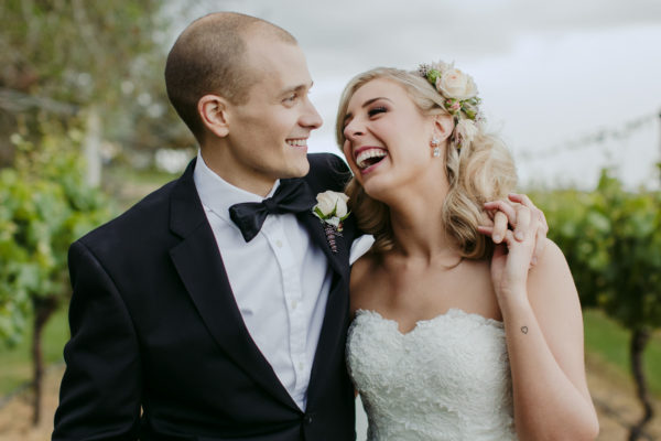 Tierney & Chris // Max's Restaurant at Red Hill Estate, Mornington Peninsula