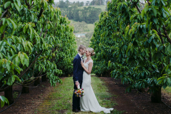 Katherine & Sam // Paynes Rise Winery, Yarra Valley