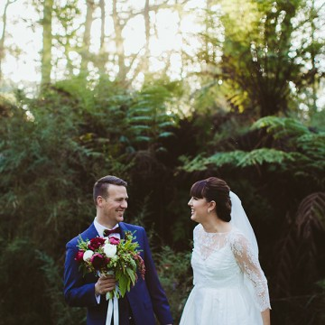 Sarah & James // Red Hill Epicurean, Mornington Peninsula