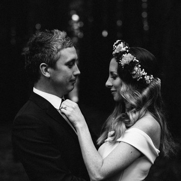 Jade & Lewis // Yarra Valley Redwood Forest Elopement