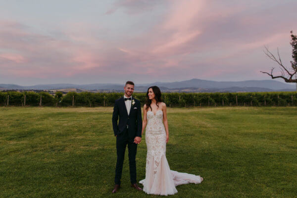 Alyce & Glen // Stones of the Yarra Valley